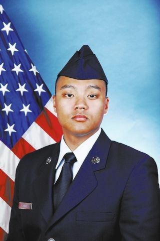 Airman Ryan K. Ramirez