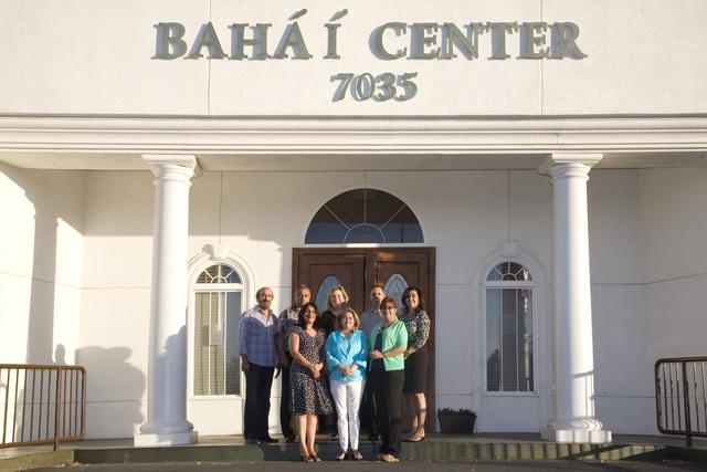 bahai faith promotes  planet harmony las vegas review journal