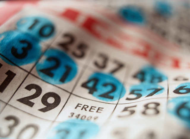 Bingo Lotería takes place at 7 and 9 p.m. Fridays and Saturdays at the Lucky Club. (Thinkstock)