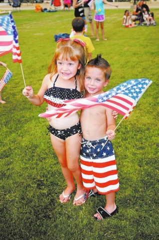 Stars, Stripes and Sparks is scheduled from 6 to 9:30 p.m. July 4 at Knickerbocker Park, 10695 Dorrell Lane, in the Providence master-planned community. (View file photo)