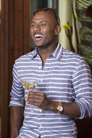 """Romany Malco stars in """"Think Like a Man Too."""" (Courtesy Screen Gems Productions)"""