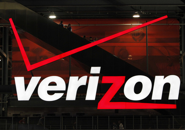 """Verizon Communications sent a """"cease and desist"""" letter to Netflix Inc. on Thursday, telling it to stop blaming Verizon for bad video quality or face a lawsuit. (AP Photo/Peter Morgan, file)"""