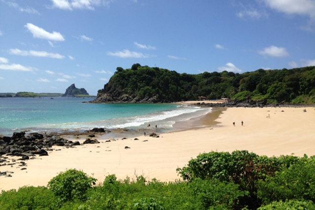 Praia do Meio.  (Courtesy/Brennan Karle)