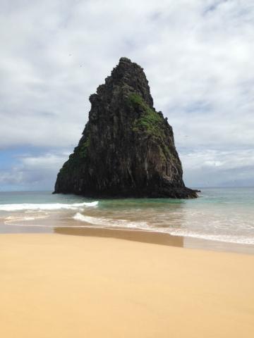 Praia da Cacimba do Padre. (Courtesy/Brennan Karle)