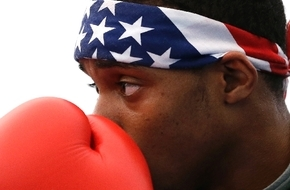 Boxer Errol Spence Jr. will find some action in the ring Friday at The Cosmopolitan of Las Vegas.