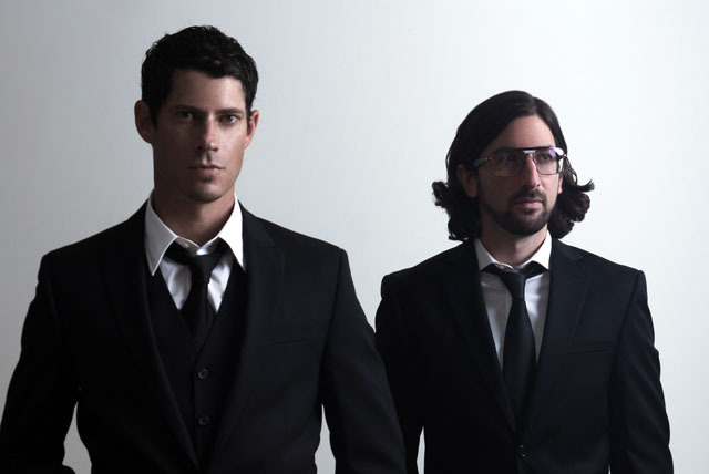Big Gigantic will be part of the Bassrush Massive at the Brooklyn Bowl on Thursday. (Courtesy)