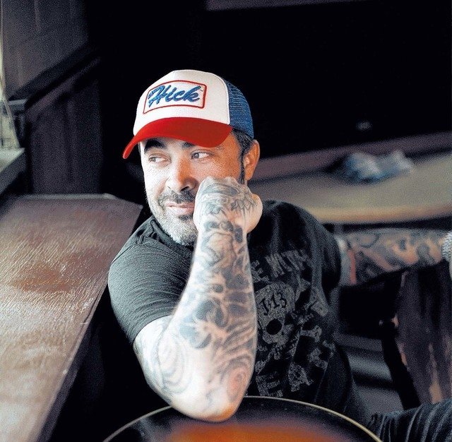 Aaron Lewis (Courtesy)