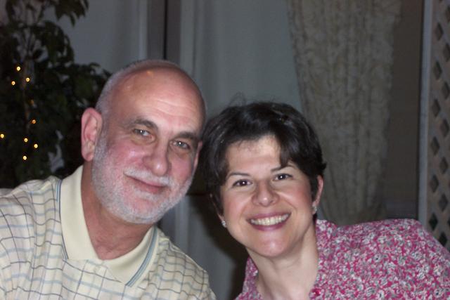 Dan and Melanie Spellens (courtesy)