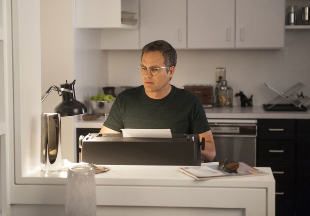 """This image release by HBO shows Mark Ruffalo as Ned Weeks in a scene from """"The Normal Heart."""" Ruffalo was nominated for an Emmy Award for best actor in a miniseries or movie on Thursday, ..."""