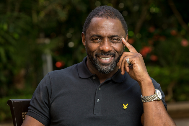 """Actor Idris Elba was nominated for an Emmy Award for best actor in a miniseries or movie for his role in """"Luther,"""" on Thursday, July 10, 2014. The 66th Primetime Emmy Awards will be presented Aug. ..."""