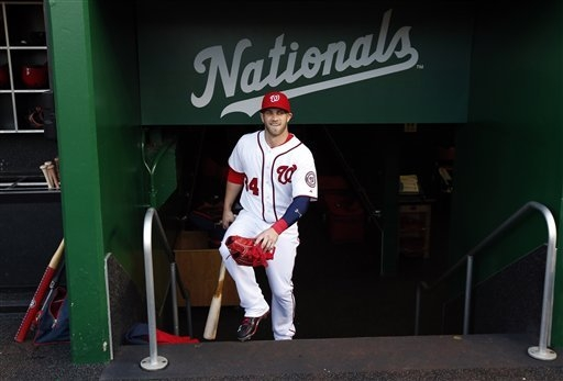 Washington Nationals left fielder Bryce Harper of Las Vegas, who was benched Saturday for not running out a ground ball, is under more scrutiny in Washington.