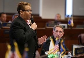 State Sen. Pat Spearman, D-North Las Vegas. (Review-Journal file photo)