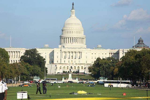 U.S. Capitol building (REUTERS/Gary Cameron)