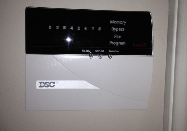 Mark J. Donovan/Creators.com A home security system can give you and your family peace of mind.