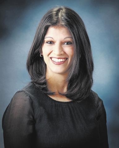 """Dr. Amy Darukhanavala (""""Dr. Daru"""")"""