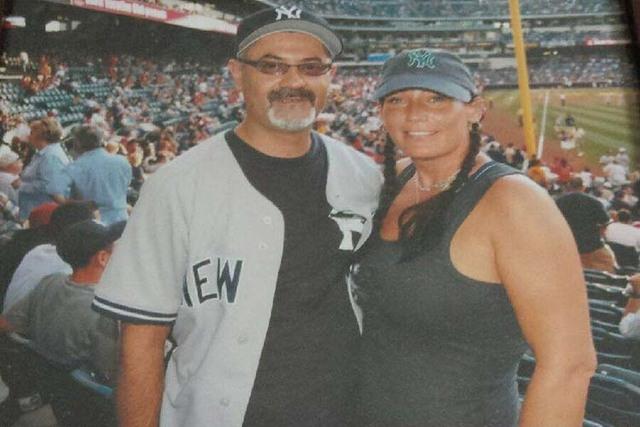 Jorge Luna and his girlfriend Tonja Sweeney (Courtesy Photo)