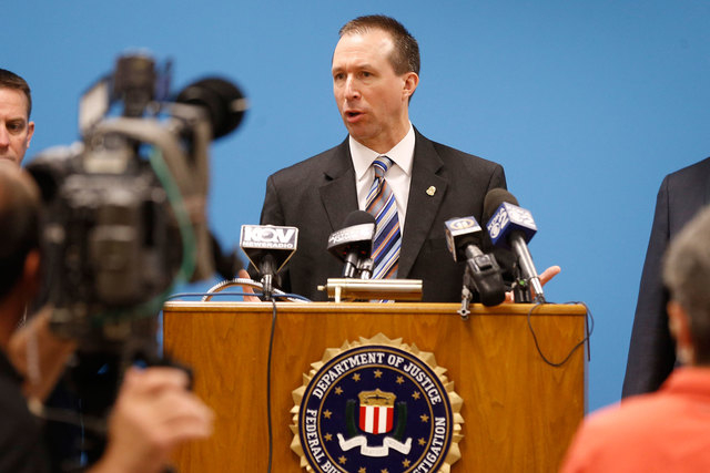 FBI Supervisory Special Agent J. Keith Mularski answers questions about the May 19, 2014, indictment against five Chinese military officials charged with economic espionage and trade secret theft. ...