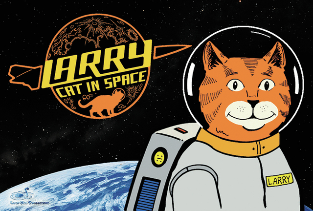 """""""Larry, Cat in Space"""" is planned at the College of Southern Nevada Planetarium, 3200 E. Cheyenne Ave., set for 6 p.m. Fridays and 3:30 and 6 p.m. Saturdays through Aug. 30. Other shows planned ..."""