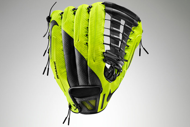 Nike is coming out with a new baseball glove that is ready to play right out of the box.