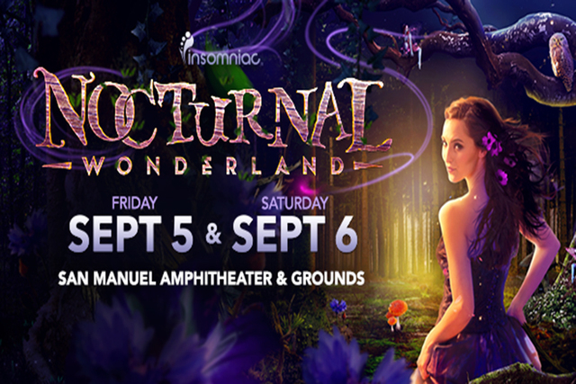 The longest running dance music festival in America will return to the San Manuel Amphitheater & Grounds on September 5 and 6, 2014. (courtesy Facebook)