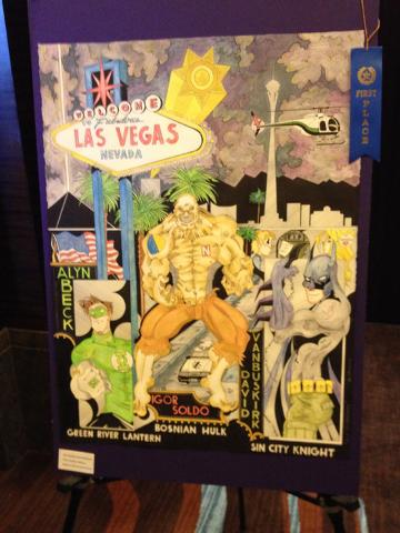 Wesley Juhl/Las Vegas Review-Journal