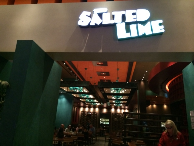 The decor of The Salted Lime at the Aliante, 7300 Aliante Parkway, gives the Mexican restaurant a modern vibe that welcomes patrons and goes surprisingly well with its South of the Border theme. ( ...