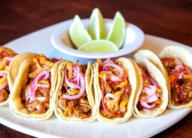 Street Tacos at El Dorado Cantina (courtesy photo)