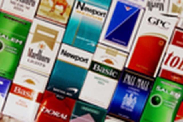 Packs of cigarettes (AP Photo/Pat Wellenbach, File)