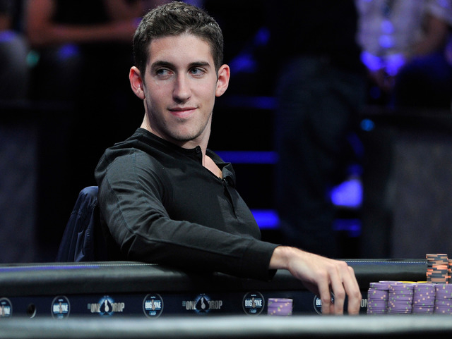 Colman bests Negreanu to win Big One in World Series of Poker | Las Vegas Review-Journal