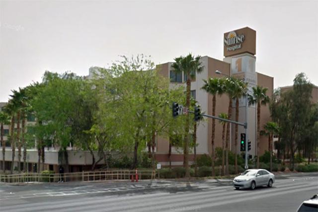 Sunrise Hospital and Medical Center (Google Street View)