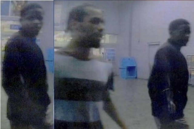 Suspects in a purse snatching are shown. (Courtesy of Las Vegas Metropolitan Police Department)