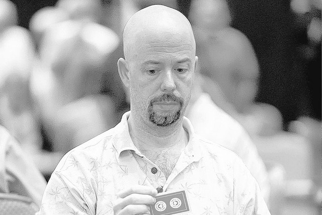 Las Vegan Geoff Hampson is one of the top contract bridge players in the world. (Courtesy)