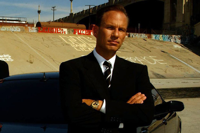 Charles Horky, the CEO of limousine company CLS shown in this file photo, has agreed to plead guilty in a multimillion-dollar racketeering conspiracy. Solomon Zemedhun, 40, pleaded guilty Wednesda ...