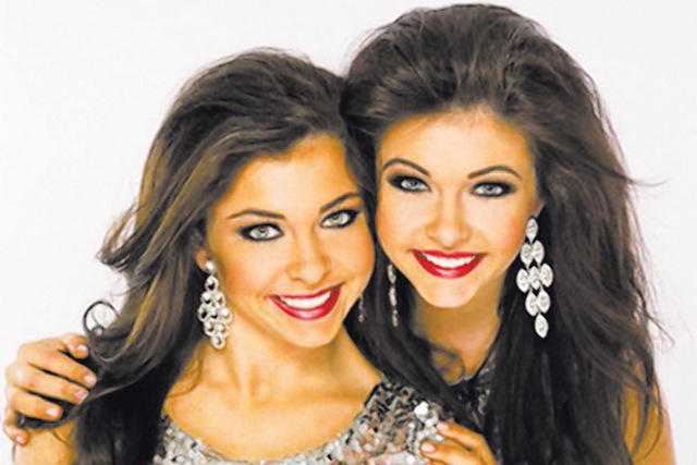 Amy Smith, left, shown here with her sister, Ellie. (COURTESY)