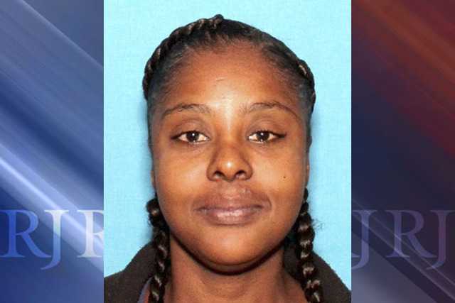 Yolanda Johnson, 30, was last seen 7:30 p.m. Thursday at her home in the 3700 block of Prairie Orchid Avenue, near Pecos and Washburn Roads, according to North Las Vegas police. (courtesy Las Vega ...