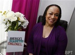 Award winning actress, S. Epatha Merkerson, urges people with type 2 diabetes to accept America's Diabetes Challenge