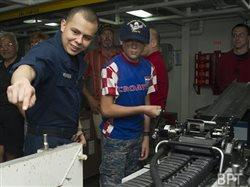 Exciting STEM careers and opportunities aplenty in the Navy