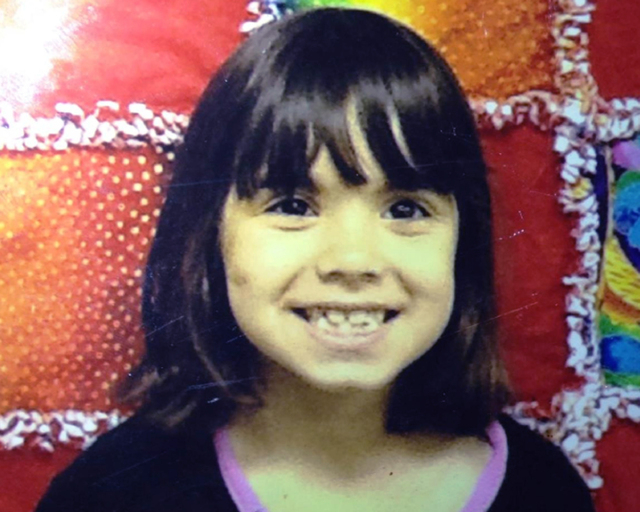 This undated photo provided by the Kitsap County Sheriff's Office shows Jenise Paulette Wright. Kitsap County sheriff's deputies are searching for Jenise, 6, who is missing and was last seen Satur ...