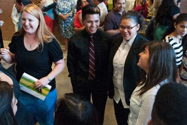 Colleges Offer Students Bridge To Success Las Vegas Review Journal