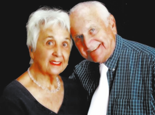 Vann and Annabelle Lloyd of Summerlin recently celebrated 65 years of marriage. They were wed on Aug. 7, 1949. Their family says congratulations and may they celebrate many more years. (Special to ...