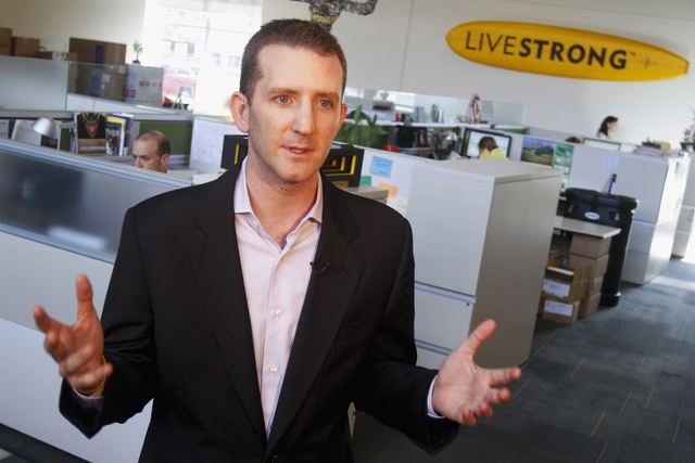 """Livestrong Foundation CEO and president Doug Ulman said Livestrong has been immersed in """"pretty deep"""" strategic planning and charting a new path since 2012, when Lance Armstrong left the foundatio ..."""