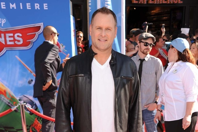 "Dave Coulier arrives at the world premiere of ""Disney's Planes"" at the El Capitan Theatre on Monday, August 5, 2013 in Los Angeles. (Photo by Richard Shotwell/Invision/AP)"