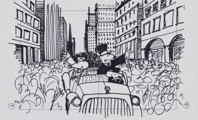 """Art by """"Baby Mouse"""" illustrator Matthew Holm is set to be on display as part of """"BAM! It's a Picture Book: The Art Behind Graphic Novels."""" The exhibit featuring illustrators such as Holm, Li ..."""