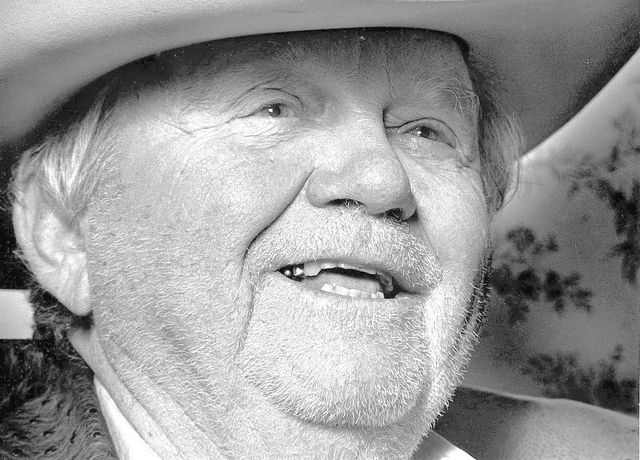 Las Vegas gambling icon Benny Binion in an undated file photo. (Jeff Scheid/Las Vegas Review-Journal)