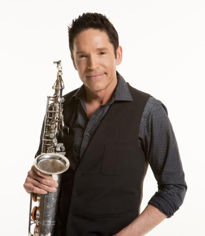Dave Koz of Summer Horns (Greg Allen/Courtesy)