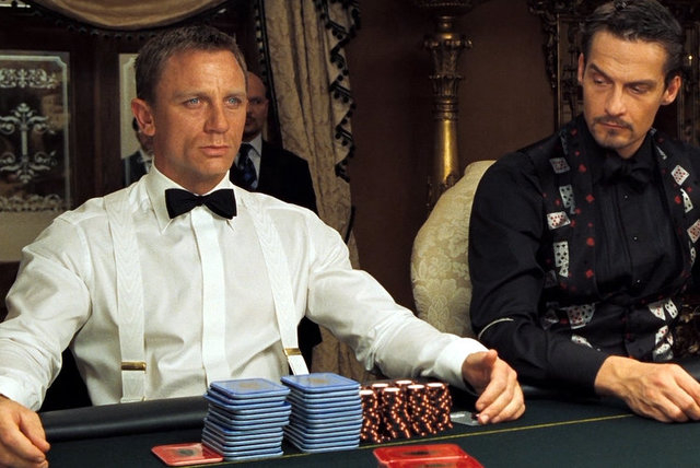 """""""Casino Royale"""" (Columbia Pictures)"""