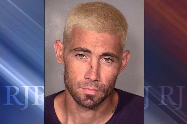 Jason Samuel Larussa. (Courtesy Las Vegas Metropolitan Police Department)