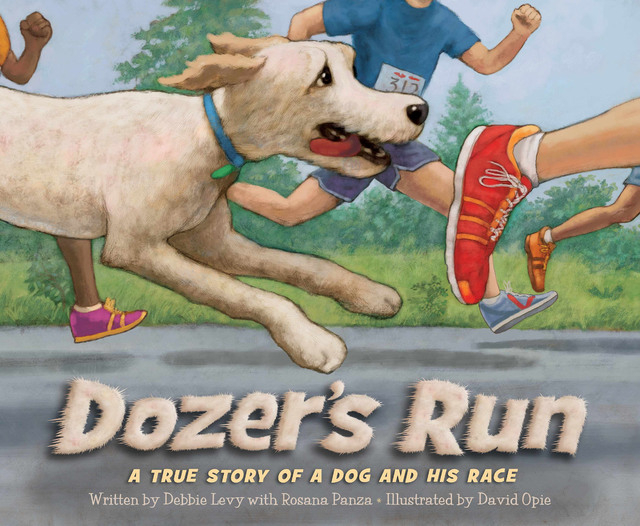 """Running when you shouldn't, could get you lost – but in the new book """"Dozer's Run"""" by Debbie Levy with Rosana Panza, illustrated by David Opie, it all turned out OK. (Special to View)"""