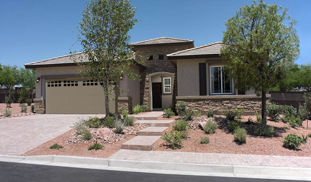 Courtesy photo The Claudia model mreasures more than  2,100 square feet, and is available at Richmond American's communities in the northwest valley.