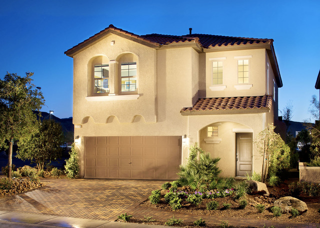 Courtesy photo The Westmont 1996 home design is one of Westmont's most popular models.